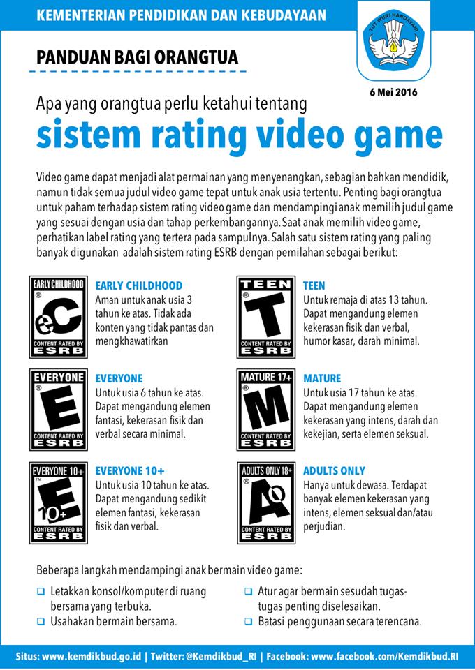 cara mengetahui game ini baik untuk anak